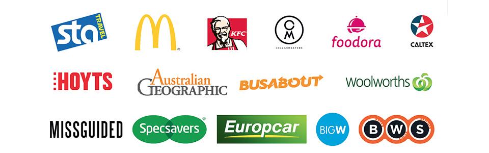 ISIC Partner Logos