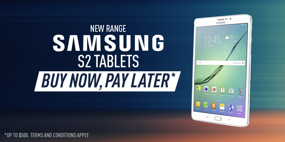Samsung S2 Tablets
