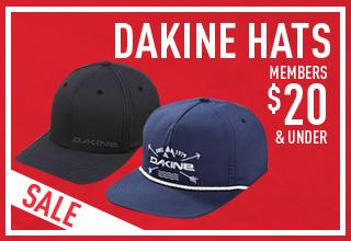 Dakine Headwear Specials