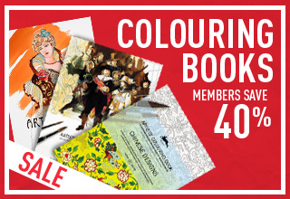 Adult Colouring Book Specials