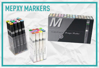 Mepxy Markers